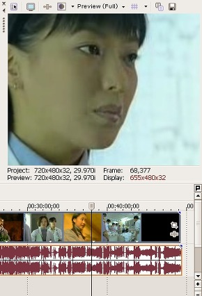 베가스에서 여러가지 코덱 있는 비디오 불러 오는 방법