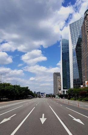 Seoul Yeouido, Wonderful day!