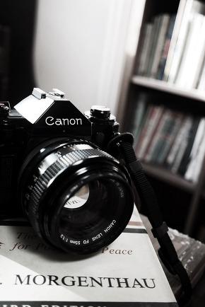 film camera A-1
