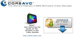 CoreAVC (H.264 계열의 코덱을 더 빠르게 구현한다)