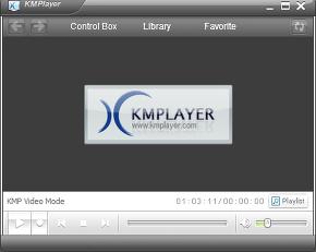 KmPlayer 스킨 (빨간 버튼을 누르면 캡쳐)