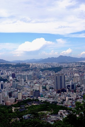 View of Seoul City (1)