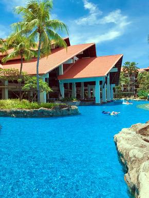 The Magellan Sutera Resort in Kota Kinabalu