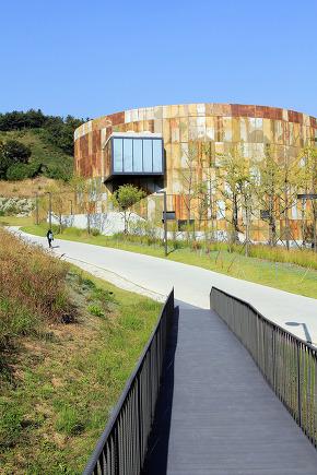 Oil Tank Culture Park in Seoul
