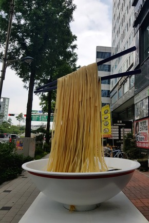 Large noodle
