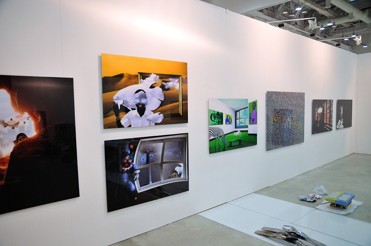 2014 ARTSHOW BUSAN | BANANA LONG GALLERY