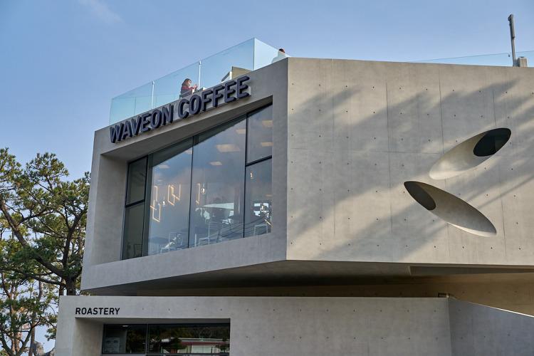 기장 웨이브온 커피 WAVEON COFFEE