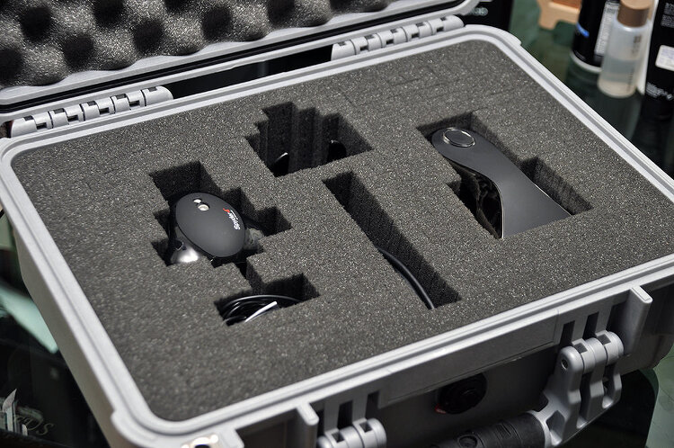 Spyder Capture Pro + Spyder PRINT + PELICAN 1450 CASE Silver