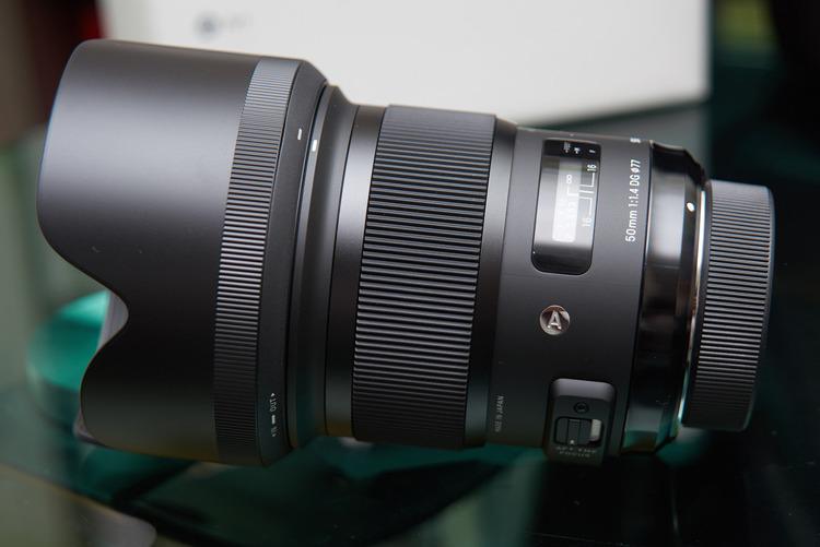 SIGMA Art 50mm F1.4 DG HSM For Nikon 개봉기