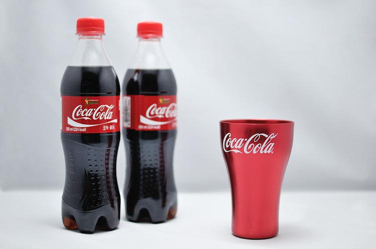 브라질 월드컵 기념 Coca Cola 트로피컵 특별팩