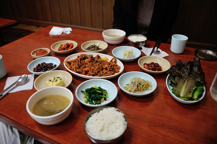 부산 가야 축복식당