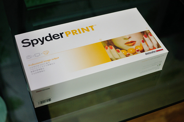 스파이더 프린트(Spyder PRINT) 개봉기