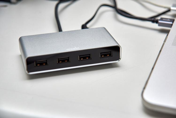 모쉬 아이링스 USB 3.0 지원 4포트 허브