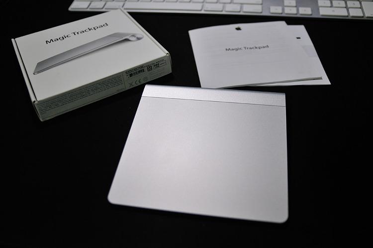 Apple Magic Trackpad 매직 트랙패드 개봉기