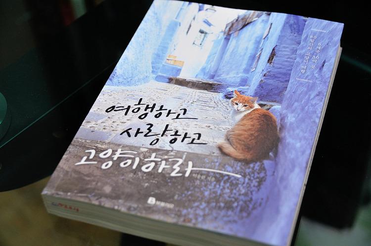 여행하고 사랑하고 고양이하라 - 이용한