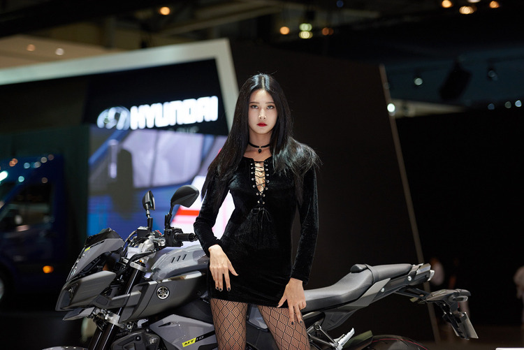 Busan International Motor Show 2016