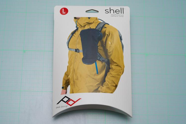 픽 디자인 쉘 카메라 커버 Peak design Shell Weatherproof Camera Cover 개봉기