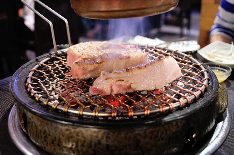 부산 서면 돼지고기 청담