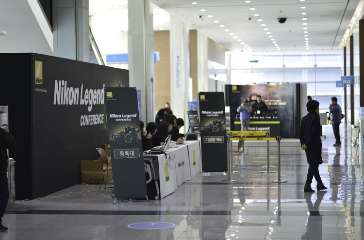 Nikon Legend Conference BEXCO Pusan 2012