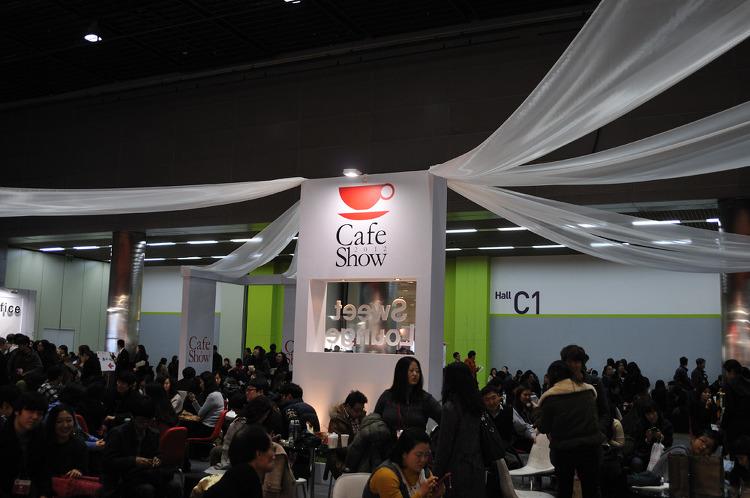 11th 서울 카페쇼 탐방기 Seoul Int'l Cafe Show 2012