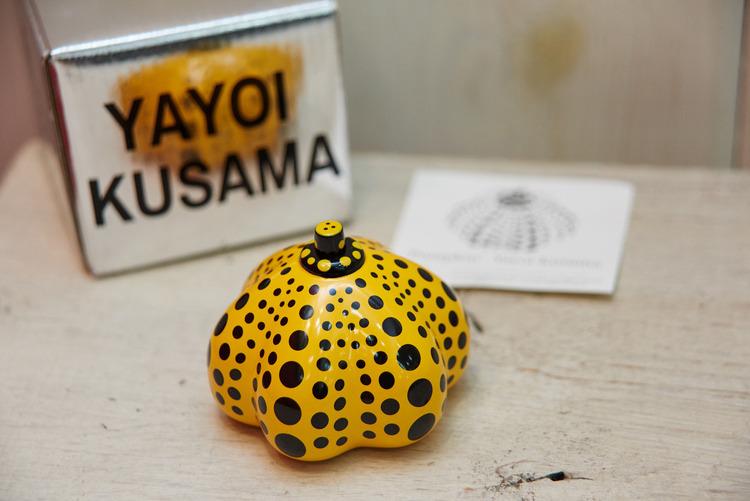 """""""Pumpkin"""" Yayoi Kusama"""