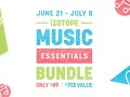 iZotope / Music Essentials Bundle..