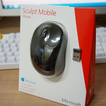MS 스컬프트 마우스 (Microsoft Sculpt Mobile Mouse)