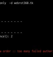 javasrcript crawler, puppeteer RR_TUNNEL_CONNECTION_FAILED