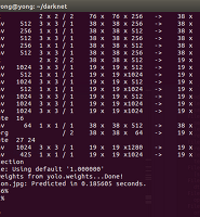 Darknet: YOLO] 2  Compiling With CUDA & OpenCV