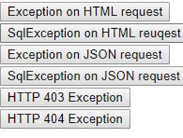 스프링부트  @ControllerAdvice를 이용한 HTML과 JSON 요청에