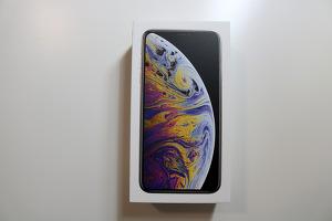 아이폰XS 맥스 개봉기 : 핸드폰 200만원 시대 가즈아! (북미판 / 티모바일)