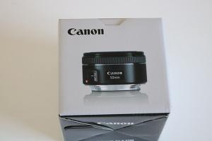 캐논 EF 50mm f/1.8 STM 단렌즈 개봉기 : 아웃 포커싱 기가 막히자너!