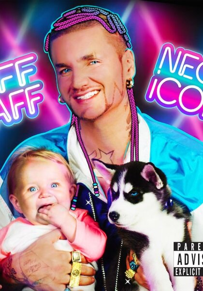 RiFF RAFF - iNTRODUCiNG THE iCON
