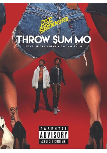 Rae Sremmurd  ft. Nicki Minaj, Young Thug - Throw Sum Mo
