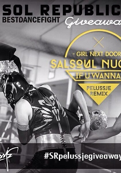 Girl Next Door - Salsoul Nugget If U Wanna (PELUSSJE Remix)