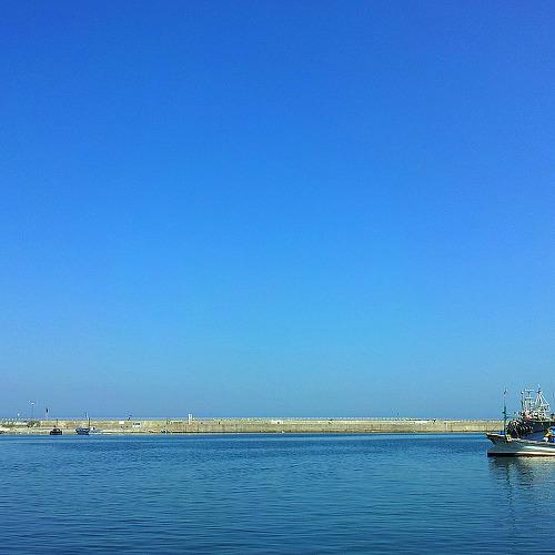 주문진 항구