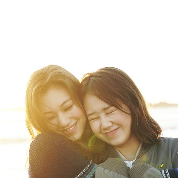 최유정 & 김도연 폰 배경화면