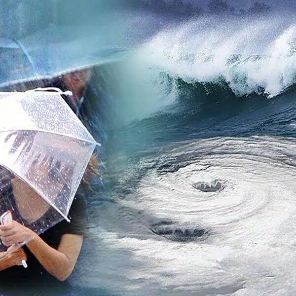 일본 태풍 상륙전 회오리로 치바현이 큰 피해(스레)