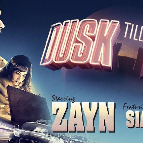 [해외 노래/추천] ZAYN - Dusk Till Dawn - ft. Sia (재생/가사)