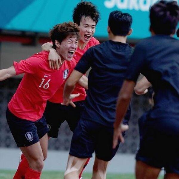 [아시안 게임/축구] 한국VS우즈베키스탄 경기, 일본 반응
