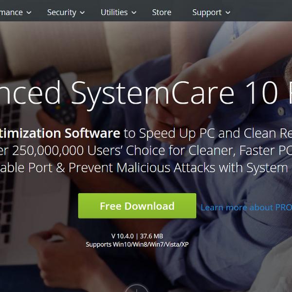 원클릭으로 PC 최적화 프로그램 Advanced SystemCare10 소개[설치 방법]
