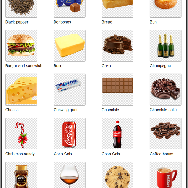 파워포인트(PPT) 만들 때 유용한 배경없는 무료 이미지 사이트