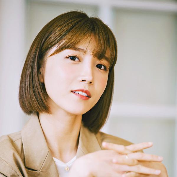 이초희(Lee Cho-hee) 드라마 '한번 다녀왔습니다' 인터뷰 고화질 화보 17장