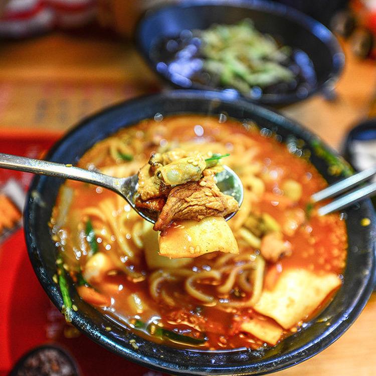 광명 맛집]불맛의 진수 '조원짬뽕'