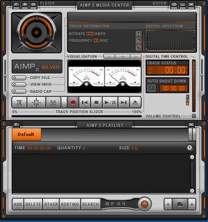 Aimp2 V2.50.297 RC4(한글) - 뮤직플레이어 -Portable