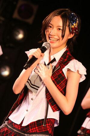 Jurina Matsui - AKB48 Team K Debut Performance