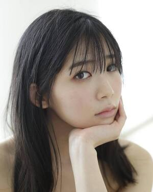 NGT48 Miharu Nara Extra Photos for BLT Magazine