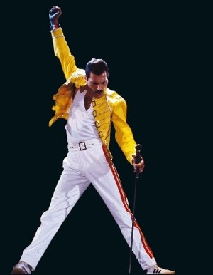 'The show must go on - Queen'