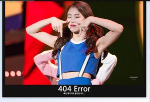 티스토리 404 페이지에서 메인 화면으로 리다이렉트