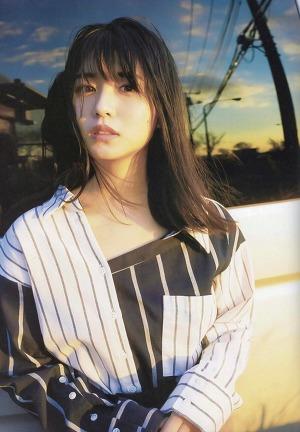 Keyakizaka46 Nagahama neal (from u-taro)